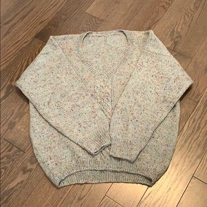 Sweaters - Gorgeous oversized knit sweater